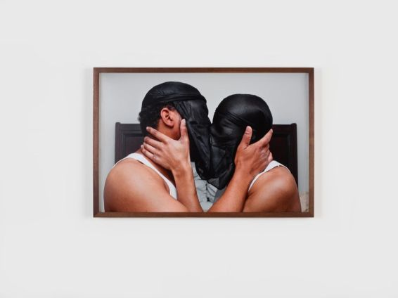 D'Angelo Lovell Williams, The Lovers, 2017. © D'Angelo Lovell Williams. Courtesy of the artist and Higher Pictures