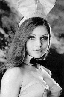 Debbie Harry come coniglietta di Playboy