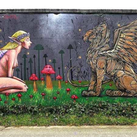 Dzia + Lerart @ Sint-Niklaas, Belgium