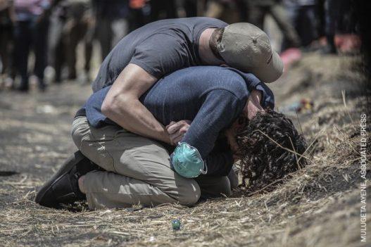 Spot News – Stories - Ethiopian Airlines Flight 302 Crash Site Mulugeta Ayene, Ethiopia, Associated Press