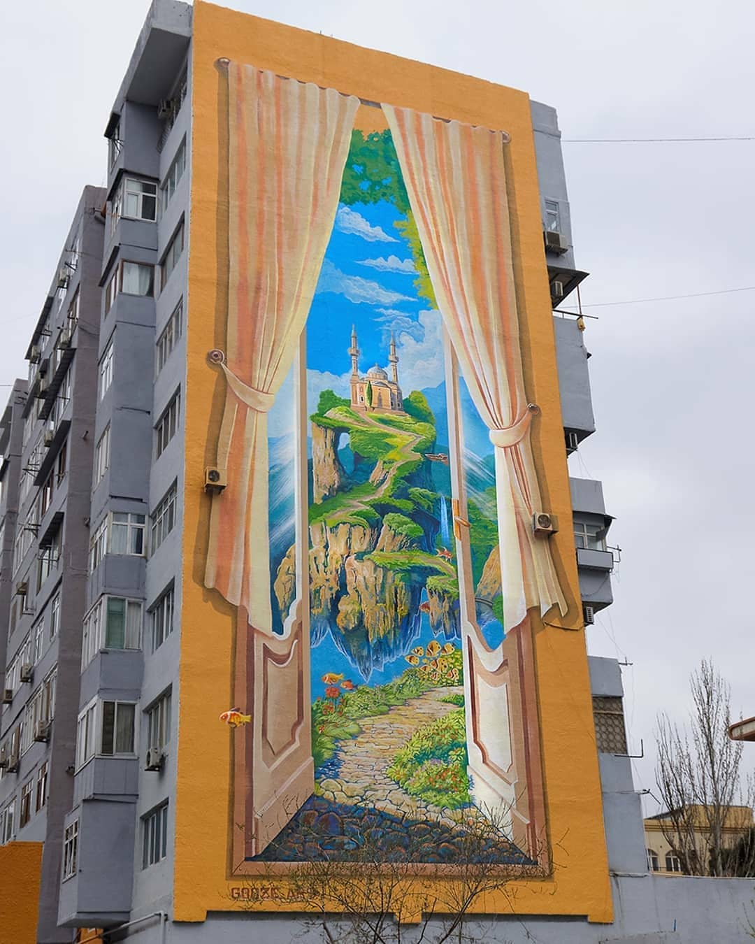 GOOZE @ Baku, Azerbaijan