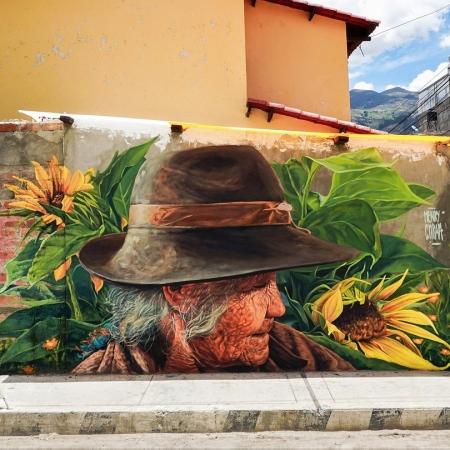 Henry Chram @ Huaraz, Peru