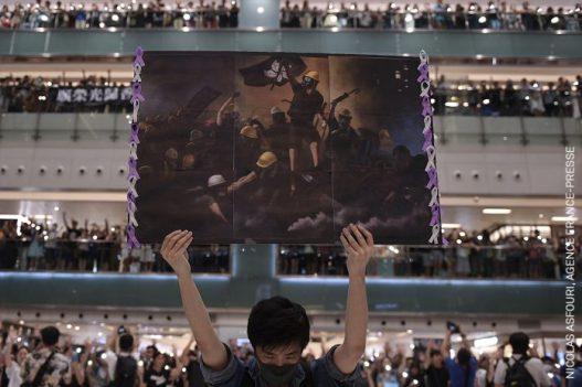 General News – Stories - Hong Kong Unrest Nicolas Asfouri, Denmark, Agence France-Presse