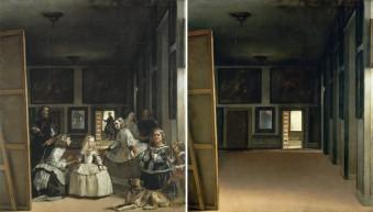 """""""Las Meninas"""" di Diego Velázquez (1656) by José Manuel Ballester"""
