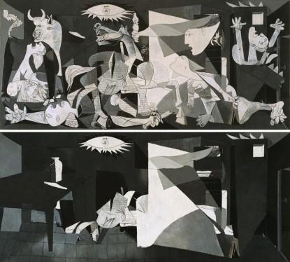 """Guernica"" di Pablo Picasso (1937) by José Manuel Ballester"