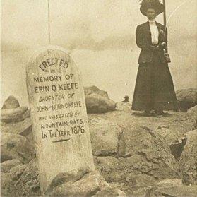 Mangiato dai topi di montagna nel 1876