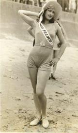 Miss Francia, 1920
