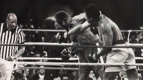 Muhammad Ali vs George Foreman, 1974