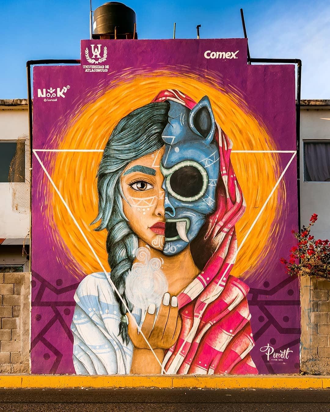 Nook' @ Atlamoculco, Mexico