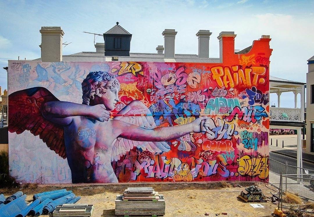 Pichi & Avo @ Port Adelaide, Australia