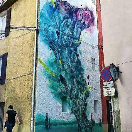 Russ @ Nimes, France