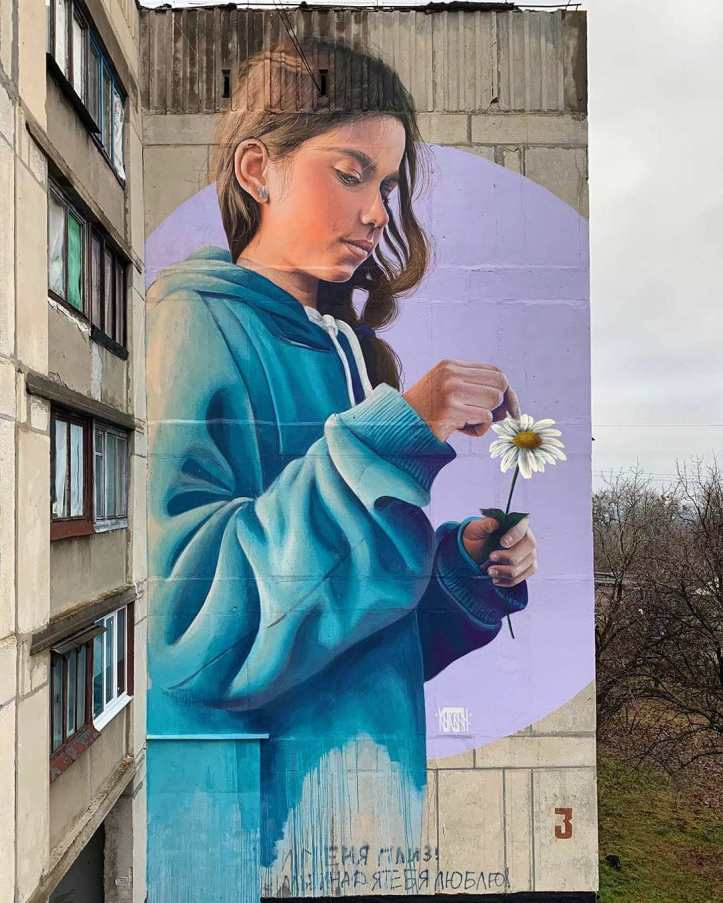 Sasha Korban @ Lysychansk, Ukraine