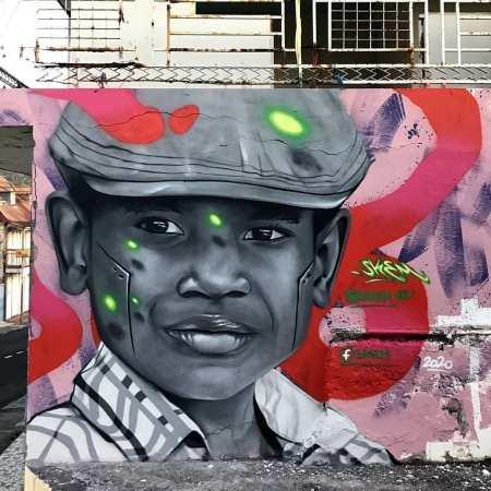 SKEM @ Pointe-Noire, Guadeloupe, France