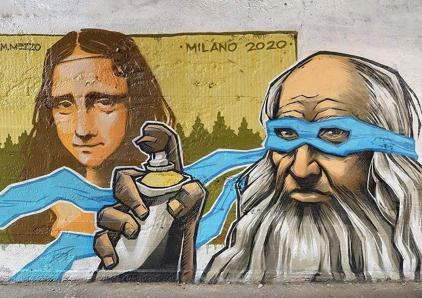 Vadik Voodoo @ Milan, Italy