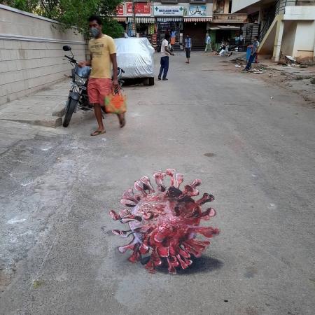 Baadal Nanjundaswamy @ Bangalore, India