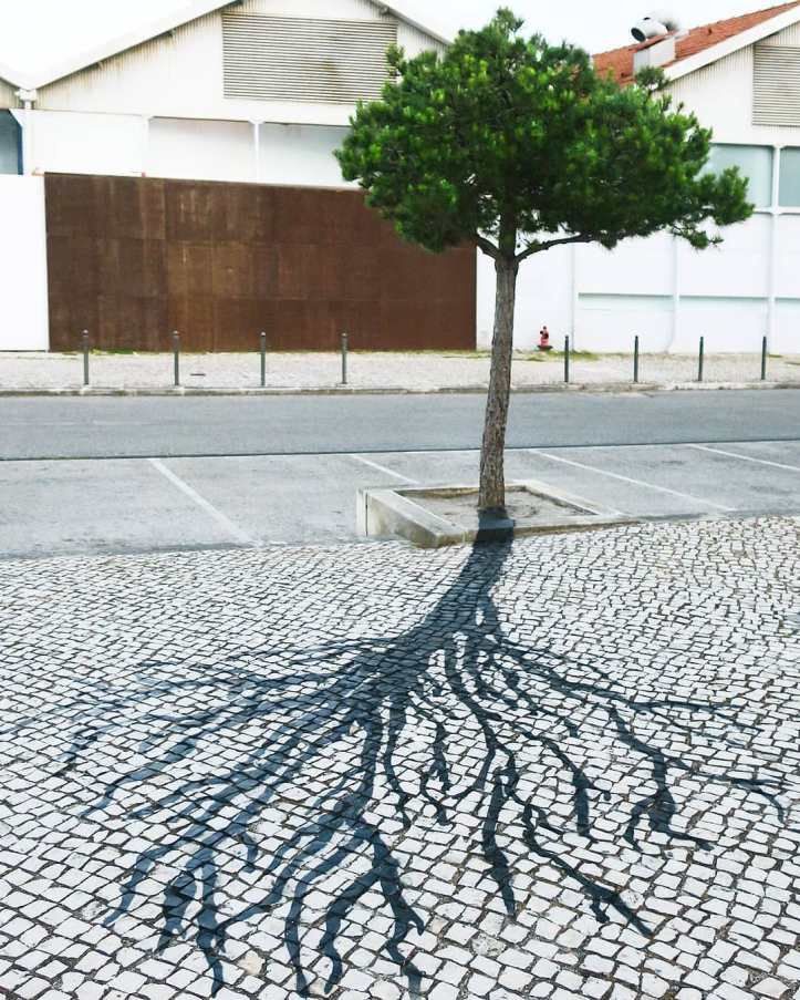 Bordalo II @ Lisbon, Portugal