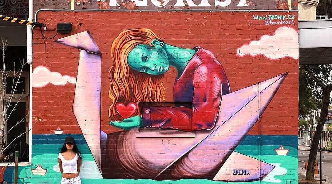 Bronik @ Melbourne, Australia