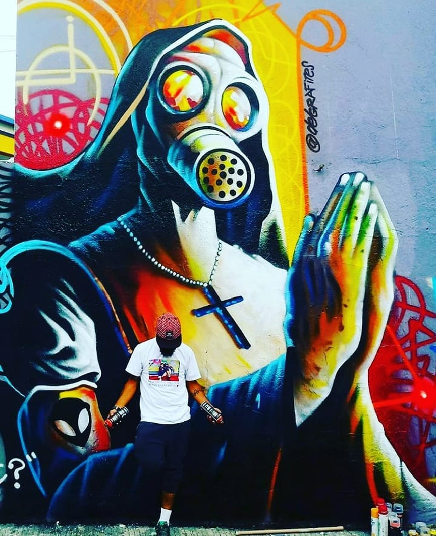 Dél Grafites @ Sao Paulo, Brazil