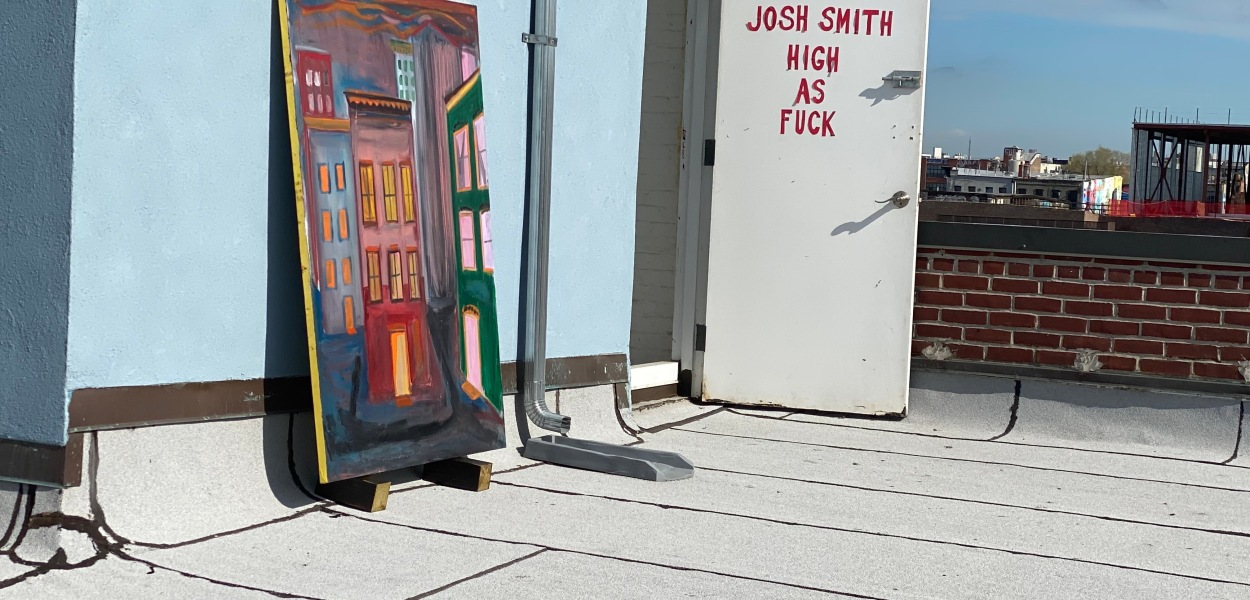"""High as Fuck"" by Josh Smith"