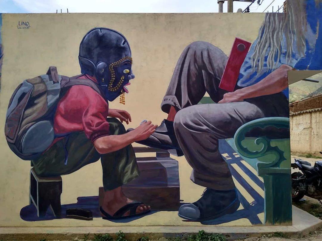 Lino @ Huanuco, Peru