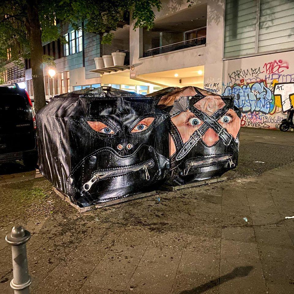Mentalgassi @ Berlin, Germany