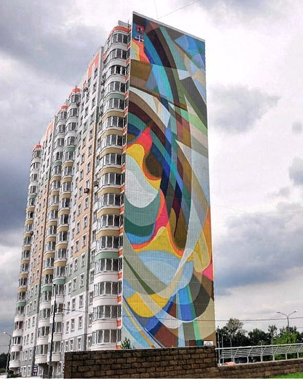 Pasha Wais @ Moscow, Russia