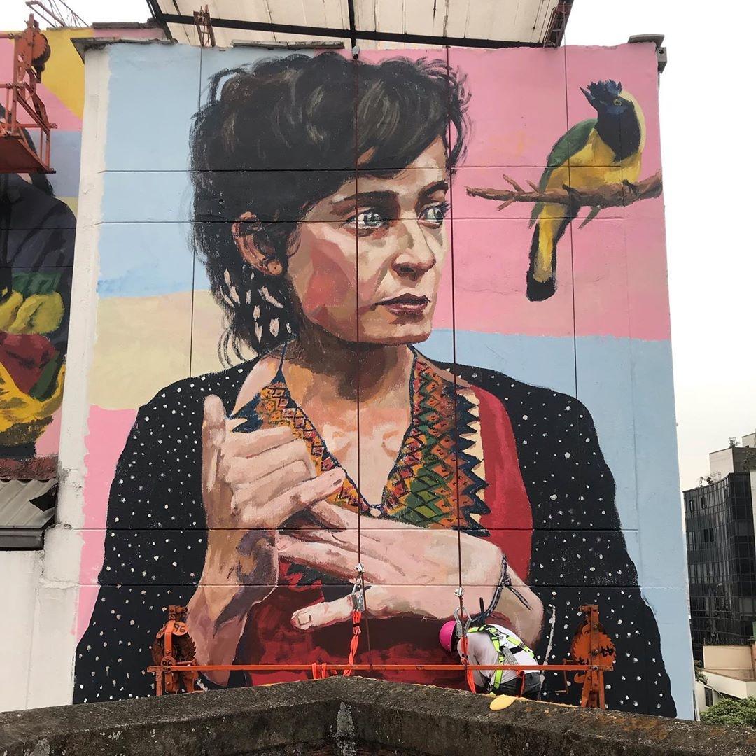 Señor ok @ Medellin, Colombia