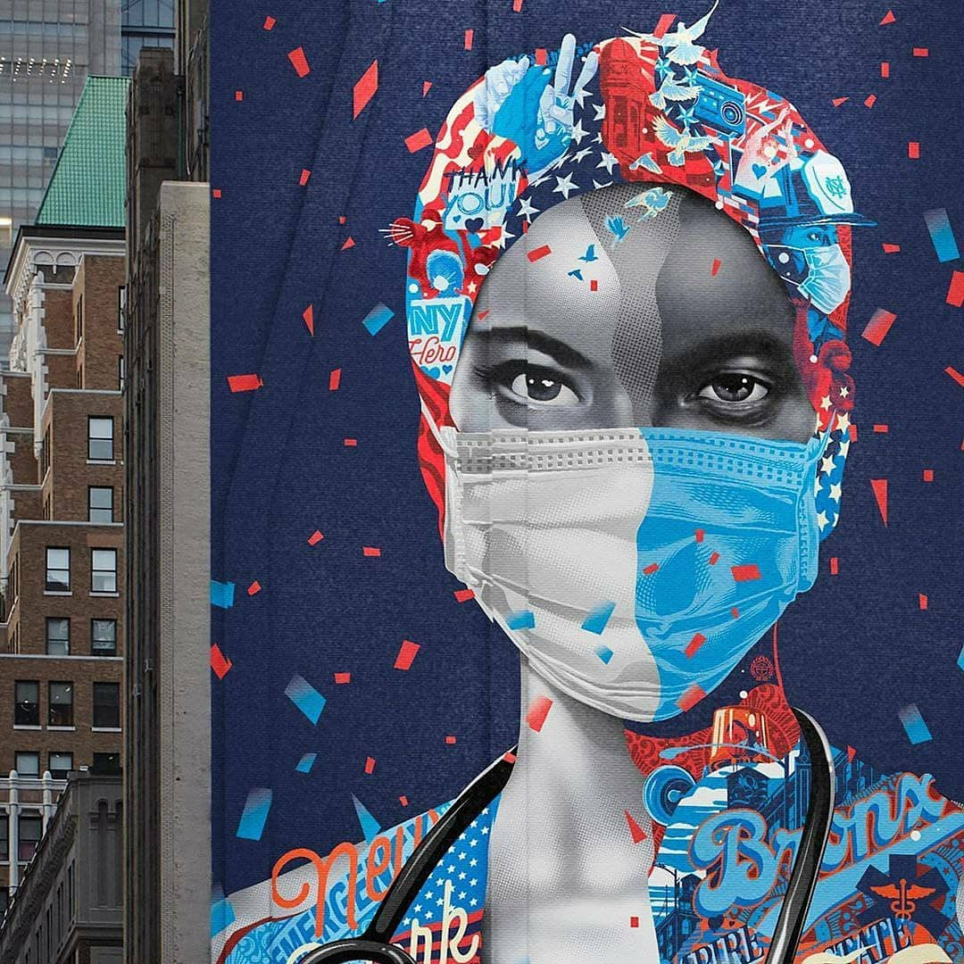 Tristan Eaton @ New York, USA