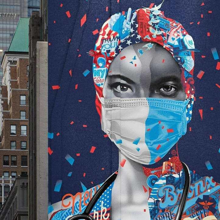 Tristan Eaton @ New York, USA