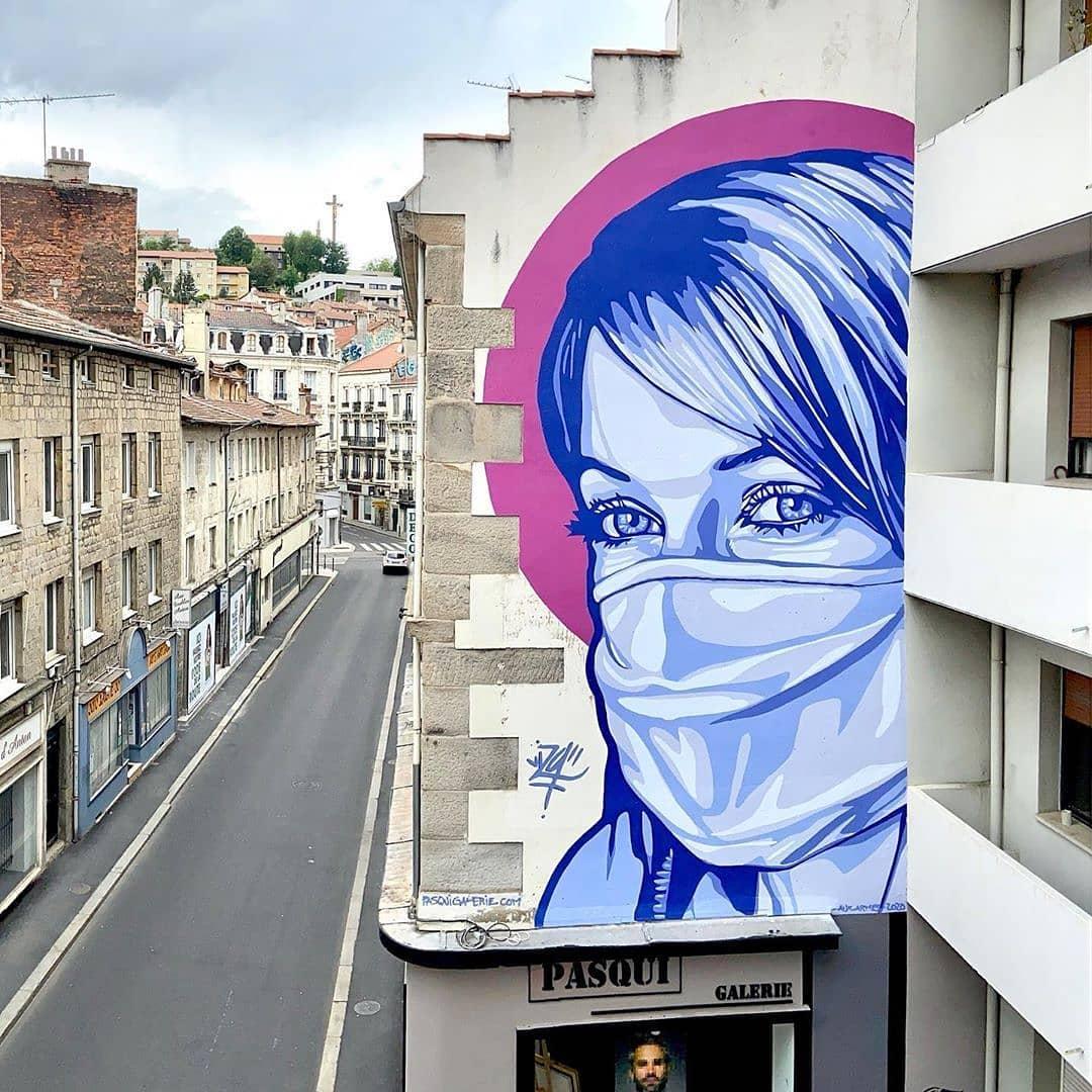 Viza @ Saint-Étienne, France