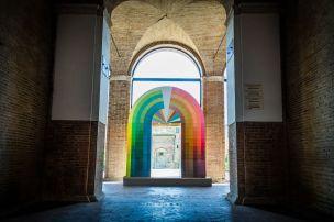 Adinda-Putri Palma @ Palazzo Ottoni, Matelica. Fotografia di Roberto Balestrini