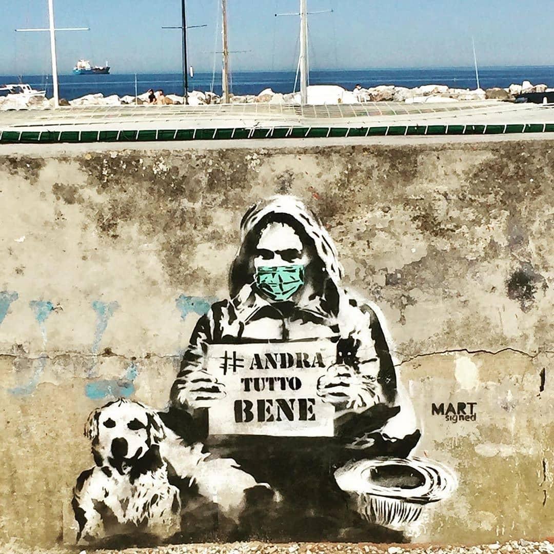 Art is a disease @ Livorno, Italy