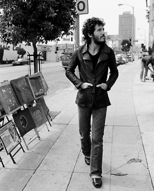Bruce Springsteen. 1975