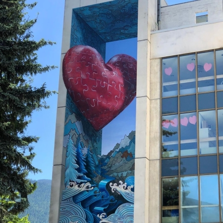 Canadian Murals @ Nelson, Canada
