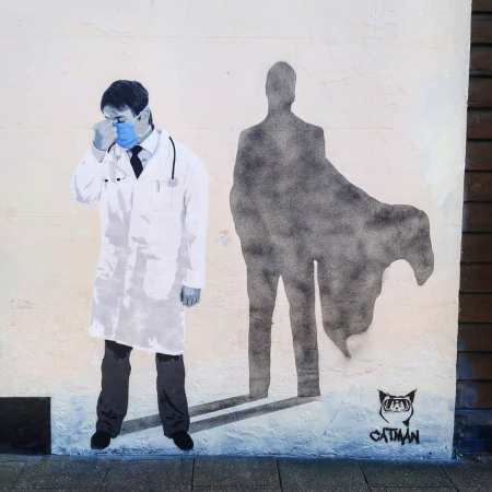 Catman @ Whitstable, UK
