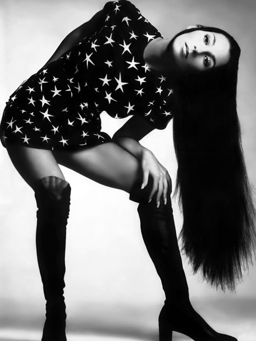 Cher per Vogue Magazine, 1969