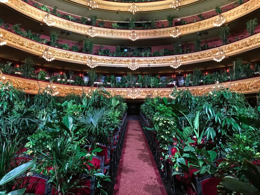 Eugenio Ampudia @ Liceu, Barcelona