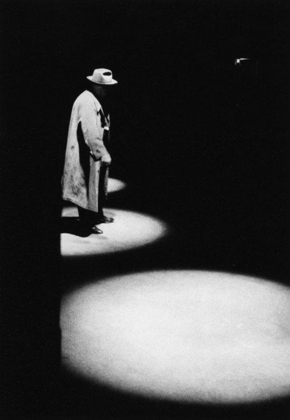 Jimmy Durante, 1954 by Arthur Leipzig