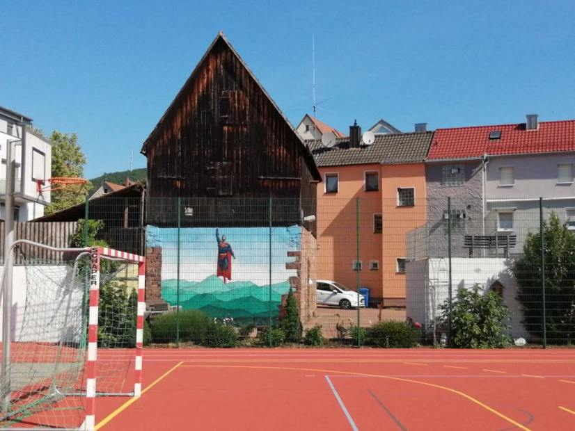 JPS @ Lohr am Main, Germany