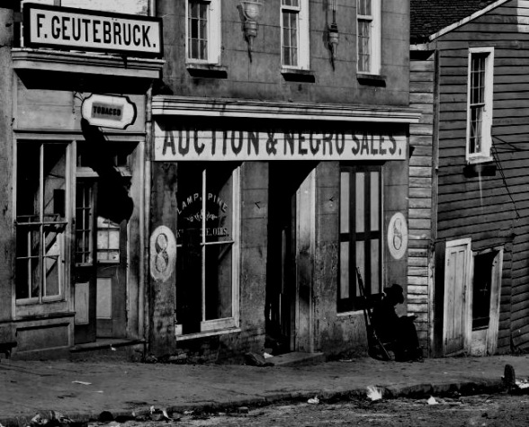 Le aste di neri nell'Alabama del 1864