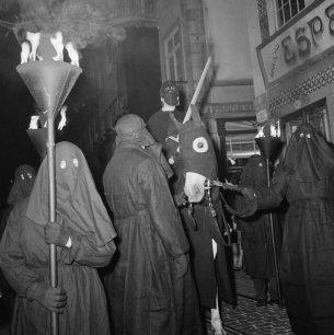 Pasqua a Braga (anni '50 / '60) Fotografia di Artur Pastor