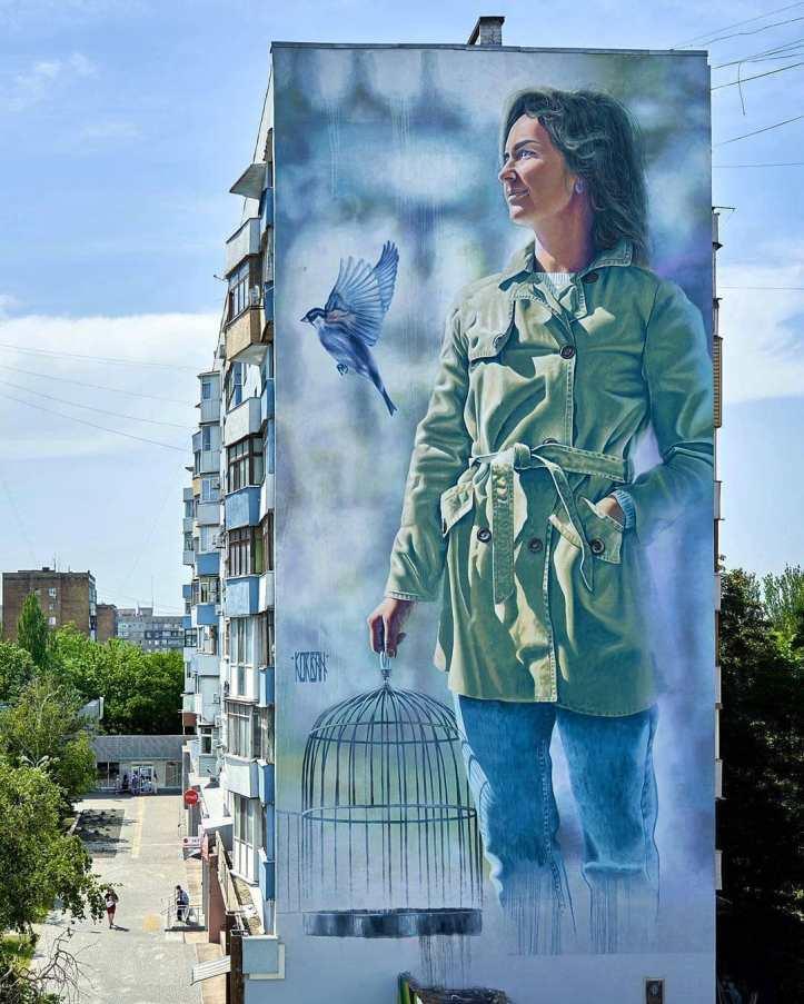 Sasha Korban @ Mariupol, Ukraine