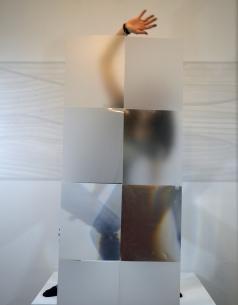 Sperimentazione su fogli magici. Ambu-Picci Production