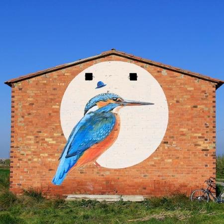 Swen Art @ Ivars d'Urgell, Spain