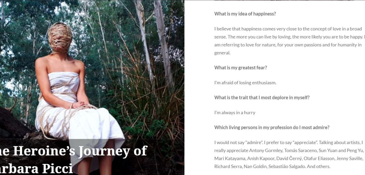 The Heroine's Journey - Barbara Picci