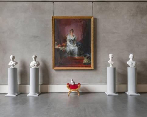 Theatrum Mundi di Piero Fornasetti @ Complesso della Pilotta, Parma
