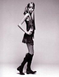 Twiggy. Anni '60