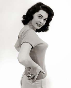 Valerie Allen, anni '50