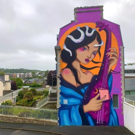 Anna Conda @ Morlaix, France