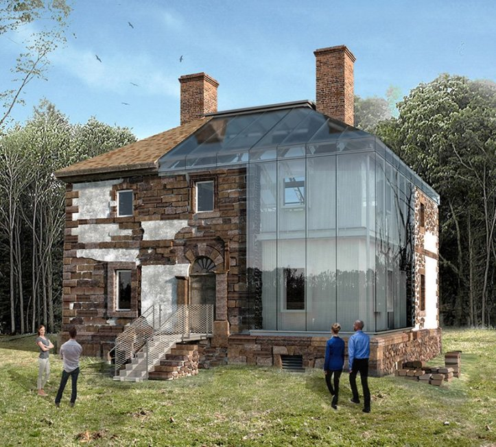 Casa Menokin by Machado Silvetti